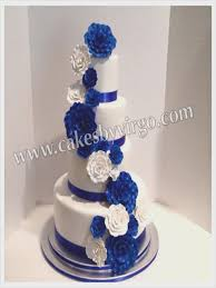 wedding cake royal blue royal blue wedding cake designs weddingcakeideas us