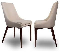 chaise de salle manger design l gant chaises salle manger design jade lot de 2 a simili n chaise