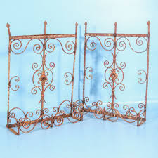 wrought iron wall planters accessories antique furniture for sale european antiques