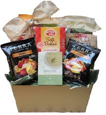 vegan gift baskets by the royal basket company