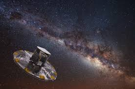 Milky Way Galaxy Map Gaia U0027s Billion Star Map Hints At Treasures To Come Gaia Space