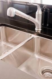 How To Caulk A Kitchen Sink How To Caulk A Kitchen Faucet Hunker