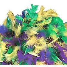 mardi gras boas mardi gras wigs feather tinsel purple green gold light up