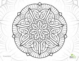 dazzling design flower coloring books for adults more great free