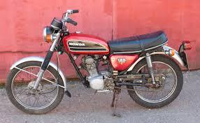honda cb 125 honda cb 125 restoration honda cb125s project 2 1975