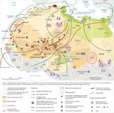 Middle East And Europe Map by 40 Maps That Explain The Middle East