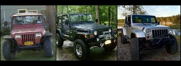 jku jeep my jeep life of 3 generations yj tj jku jeep