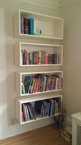 Wall Bookshelves Wall Shelves For Books