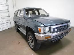 4 Runner Diesel 1990 Toyota Hilux Surf Off Road Awd Turbo Diesel 4 Runner Dallas