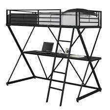Ikea Full Size Loft Bed by Bunk Beds Twin Loft Bed With Desk Queen Loft Bed With Desk Twin