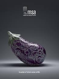 msa cuisine msa culinary arts academy print advert by büro eggplant ads of