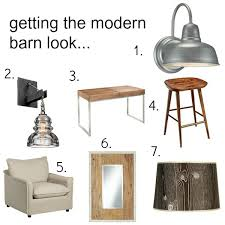 Barn Style Lights Get The Look Modern Barn Style Lamps Plus