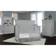 Convertible Crib Guard Rail Evolur Convertible Crib Toddler Guard Rail Antique Gray Walmart