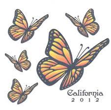 flying amazing monarch butterflies design golfian com