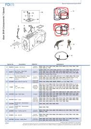 ford transmission u0026 p t o page 210 sparex parts lists