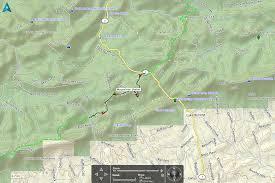 Ouachita Mountains Map Ot Maps