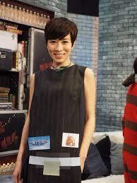 hongkong short hair style charmaine sheh hk tvb pinterest short hair