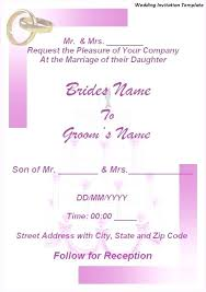 indian wedding card template amazing free indian wedding invitation templates for