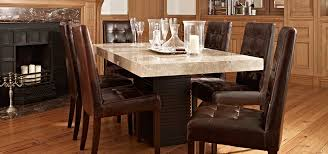 modern the agnesa dining room furniture set travertine table at