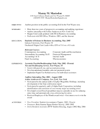 Reconciliation Accounting Resume Internal Job Resume Resume For Your Job Application