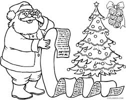 100 ideas santa clause coloring pictures on christmascoloring