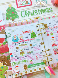 doodlebug design inc blog milk u0026 cookies collection planner love