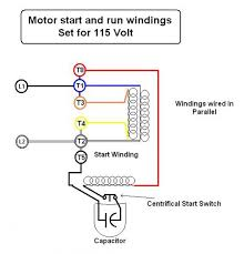 single phase wiring diagram for motors u2013 wirdig u2013 readingrat net