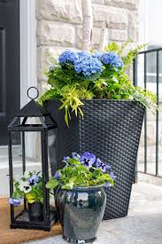 best 25 front porch planters ideas on pinterest front door