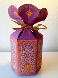 Traditional Indian Wedding Favors Favor Gift Box With Flower Top Wedding Favor Box By Penandfavor