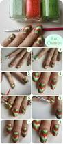 best 25 chevron nail tutorials ideas on pinterest chevron nails