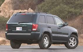 2005 jeep grand cherokee information and photos zombiedrive