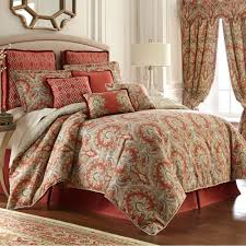 Orange Camo Comforter Oversized Comforters Touch Of Class