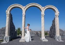 Wedding Arches Calgary Jacintha Alex Calgary Wedding Photographer Anna Michalska