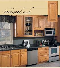 Best Granite Countertops With Oak Cabinets Images On Pinterest - Kitchen designs with oak cabinets