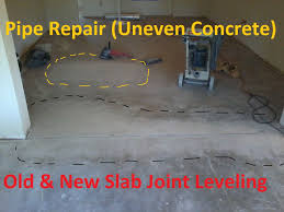 Leveling Uneven Concrete Patio by Concrete Grinding U0026 Polishing Leveling Coating U0026 Epoxy Removal