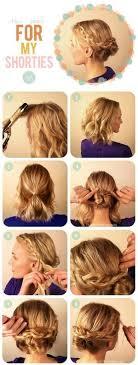 model sanggul rambut pendek clozette indonesia tutorials