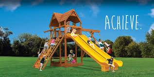 playsets swingsets trampolines and fencing st louis