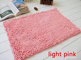 30x50 Bath Rug Non Slip Soft Shaggy Bedroom Rugs Bath Doormat Carpet Floor Bath