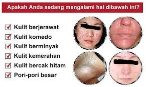 Jual Masker Wajah Untuk Kulit Berminyak jual spirulina masker wajah asli murah di gresik harga www