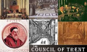Council Of Trent Decree On The Eucharist Catholic The Heretic Luther The Council Of Trent