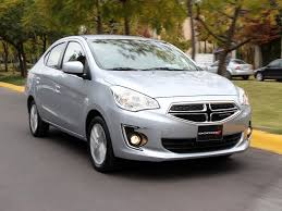 2015 dodge attitude is a reskinned mitsubishi mirage sold only in