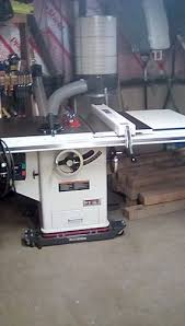 jet cabinet saw review review jet cabinet saw 3no 30 rip by clk51212 lumberjocks com