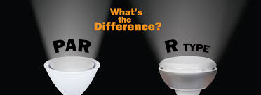 par versus r type bulbs what u0027s the difference