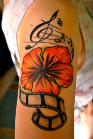 60 awesome music tattoo designs art and design