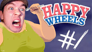 happy wheels part 1 this is my