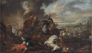 Ottoman Battles File August Querfurt Circle A Battle Between Knights And