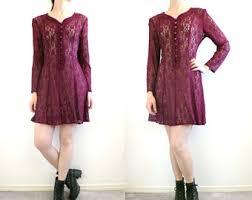 sheer back dress etsy