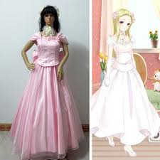 dress with necklace images Love stage izumi sena mv wedding dress with necklace cosplay jpg
