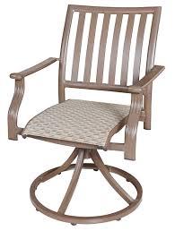 Swivel Patio Dining Chairs Panama Jack Island Breeze Swivel Patio Dining Chair U0026 Reviews