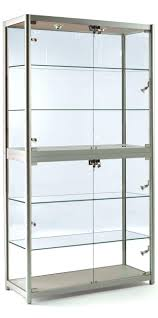 glass cabinet for sale 77 used glass display cabinets for sale kitchen cabinets storage